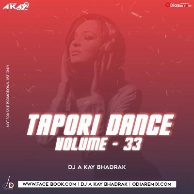 Lal Mandara (Sbp Tapori Mix) DJ A Kay Bhadrak