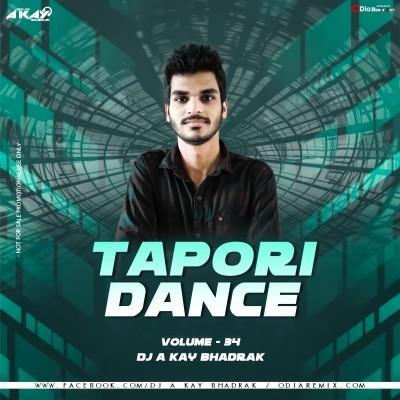 Sambalpuria Babu (Tapori Dance Mix) DJ A Kay Bhadrak