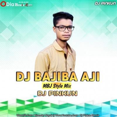 Dj Bajiba Aji ( MBJ Style Mix ) Dj Pinkun