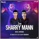 3 Peg Sharry Mann (Matal Tapori Mix) DJ Raju Ctc X DJ A Kay Bhadrak